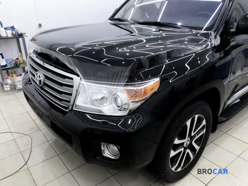 Toyota - Land Cruiser 200, 2012 2