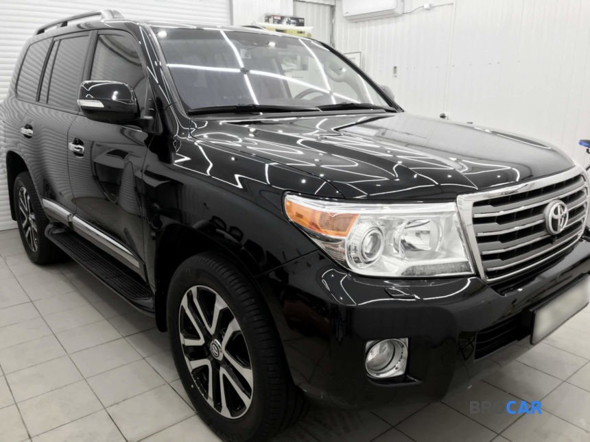 Toyota - Land Cruiser 200, 2012