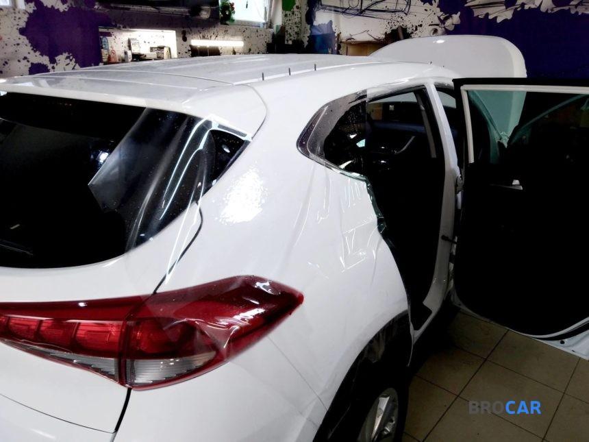 Hyundai - SantaFe,2017 6