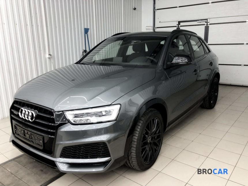 Audi - Q3,2018